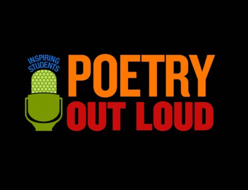 Poetry Out Loud Finals NEW DATE February 2, 2017